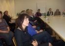 Besuch des Brustkrebszentrums im KKH Böblingen- Dezember 2012