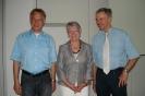 Besuch im Leonberger Krankenhaus  - Juli 2013